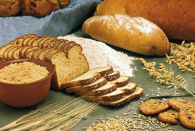 パンなどの炭水化物