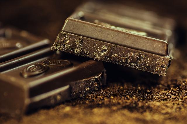 ダークチョコレート、カカオの栄養