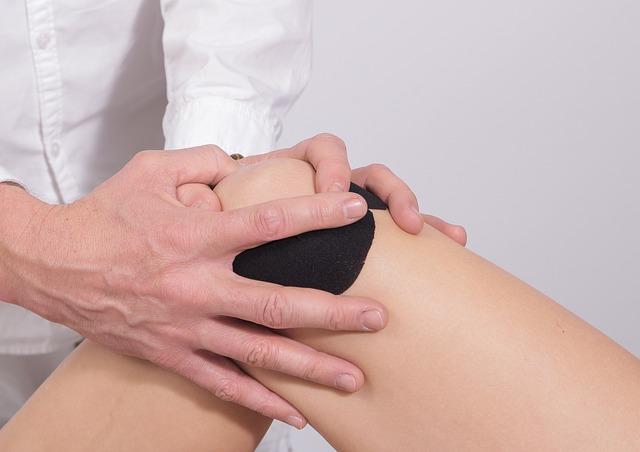 関節に痛みがあるときのトレーニング