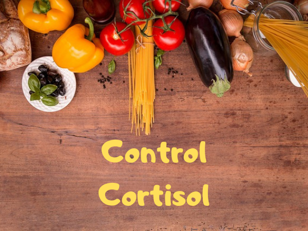 コルチゾールのコントロール、食事・栄養