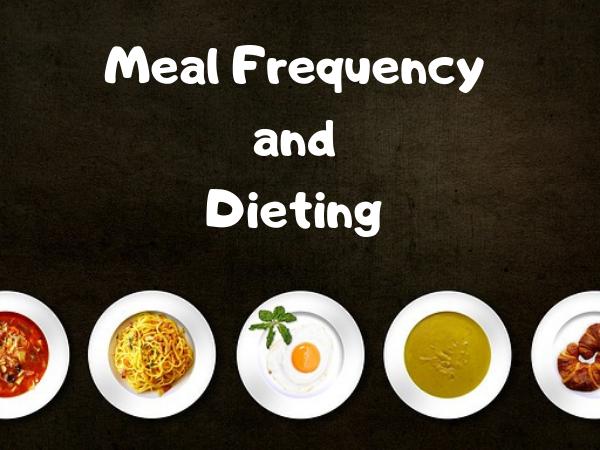 食事回数とダイエット
