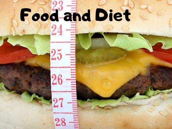 食事とダイエット方法